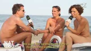 Natmag 40 Paroles de naturistes par Naturisme TV au domaine de Riva Bella