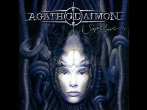 Agathodaimon - Faded Years
