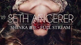 SETH ANGERER - SHINKA 進化: A Progressive Symphony [OFFICIAL STREAM | Progressive Symphonic Metal]