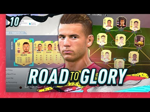 FIFA 20 ROAD TO GLORY #10 - INCREASING CLUB VALUE!