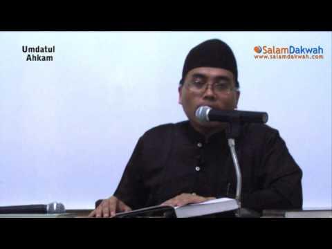 Umdatul Ahkam Oleh Ustadz Kurnaedi,Lc Part 6