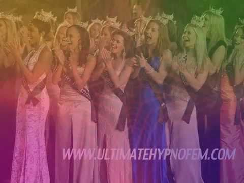 Transgender Feminization Hypnosis - Beauty Queen And Beyond video