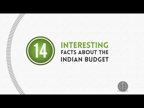 India Budget Facts