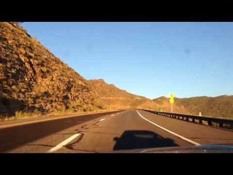 Trip to Yarnell Arizona, Scenic Mountain Drive Through Wickenburg and Congress AZ.