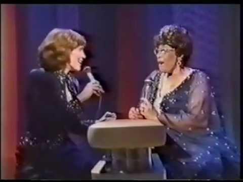 Karen Carpenter/Ella Fitzgerald medley, recorded for