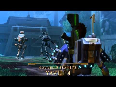 Star Wars: The Old Republic - Le combat contre Revan