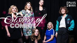 Sisters of Comedy | SPASSZONE feat. Kupfersaal Leipzig
