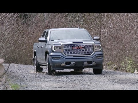 2016 GMC Sierra 1500 Denali 4WD Review - AutoNation