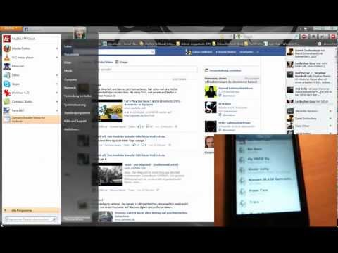 Media Streaming mit dem Windows Media Player