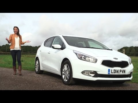 Kia Cee'd 2012 review | TELEGRAPH CARS