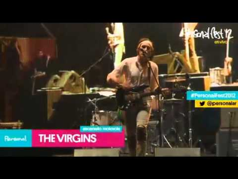 The Virgins - Personal Fest 2012