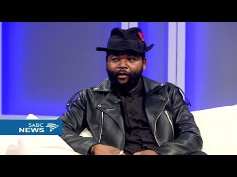 Sjava on the Black Panther soundtrack feature