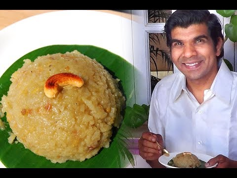 Sweet Pongal (Sakkarai Pongal) - Pongal festival recipe