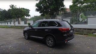 2018 Mitsubishi Outlander 2.0 CKD Review | EvoMalaysia.com