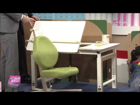 Korea Today-Useful Products for Childrens′ Rooms   아이방 인테리어 제품