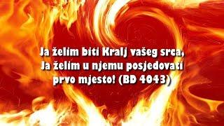 BLAŽENI KOJI SU ČISTA SRCA - 3. Ja želim biti Kralj vašeg srca...