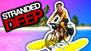 HOW TO SURVIVE AN ISLAND | Stranded Deep
