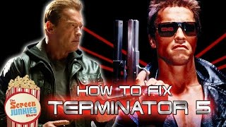 How to Fix TERMINATOR 5