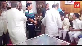 Politicians Pays Condolence to Bandaru Dattatreya's Son Vaishnav Demise