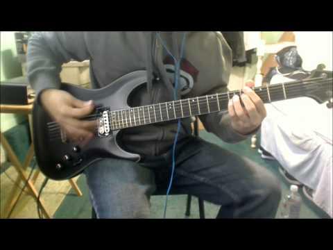 Red Guitar - Impostor