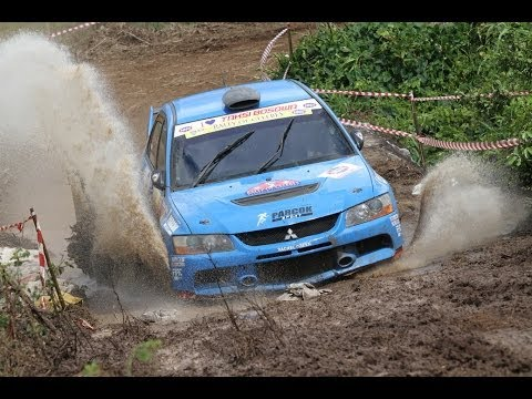 Subhan Aksa @ Driving Secrets ~ Rally Of Celebes 2014