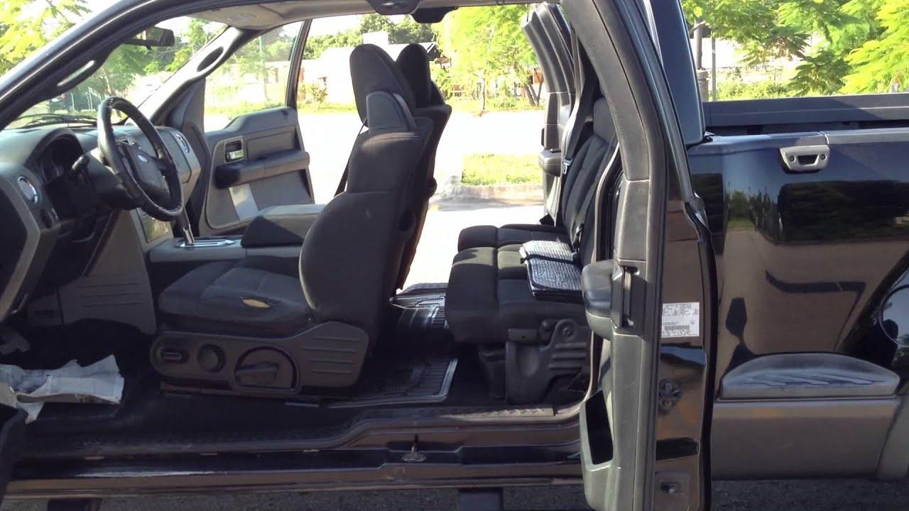 Ford Lobo Fx4 Cabina Y Media Youtube