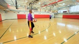 How to Do a Baseball Pass | Basketball
