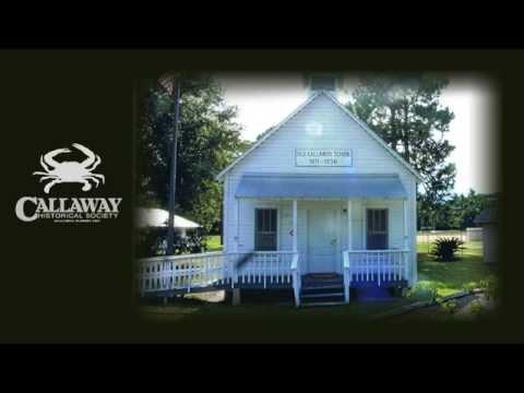 Callaway Historcal Society - Callaway, Florida USA