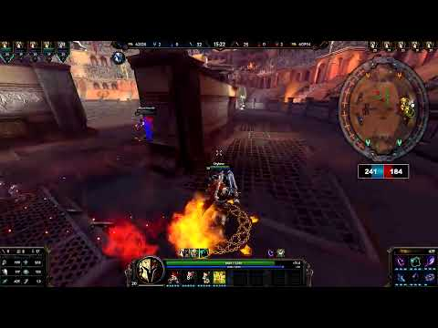 SMITE All Ares MOTD -