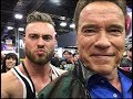 A Day At The Expo ARNOLD CLASSIC VLOG 2 mp3