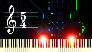 Take Five By The Dave Brubeck Quartet Piano Tutorial