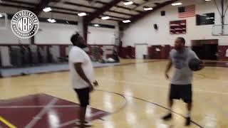 New York Knicks Fan One on One Basketball Challenge   Full Video