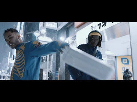 Powers Pleasant x Joey Bada$$ x A$AP Ferg - Pull Up (Official Video)
