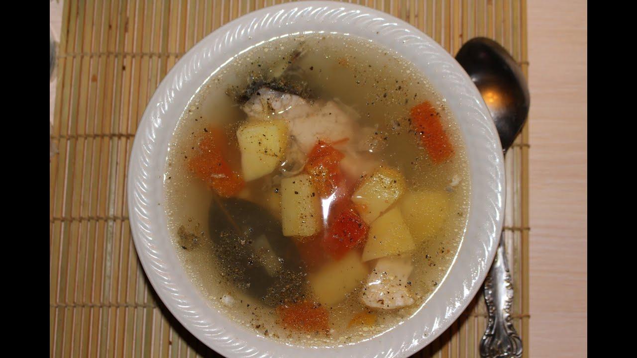 Суп из карпа рецепт с пошагово