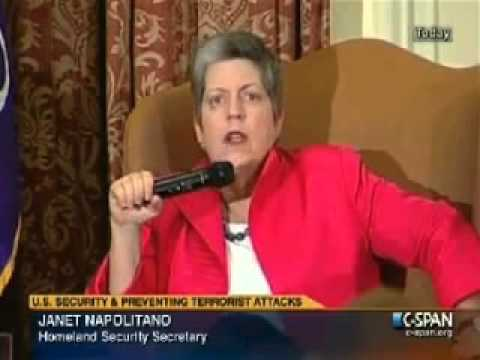 FLASHBACK: DHS' Napolitano Says No 'Logic' in 'Profiling Muslim' Men for Terrorist Activity