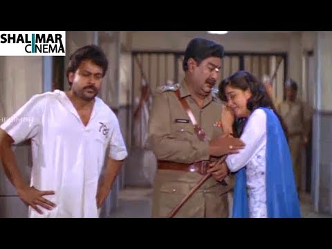 Vijayashanti Telugu Movie Best Comedy Scenes Back to Back || Shalimarcinema