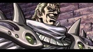 Hokuto no Ken - Kenshiro versus Souther part 1 (HD Quality)