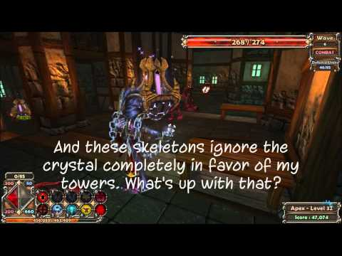 Dungeon Defenders Glitch - Servant's Quarters