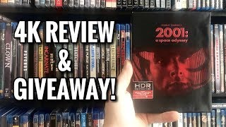 2001: A Space Odyssey - 4K Blu-ray Review & Digital Code Giveaway!