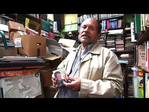 """Kolumbiens """"Herr der Bücher"""""""