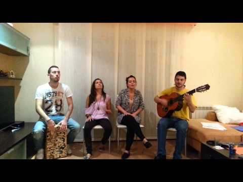 No Me Lo Creo - Palosanto (cover Manzanita) - Flamenco video