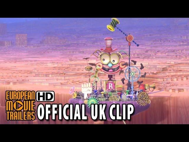 Inside Out UK Movie CLIP 'Riley's Memories' (2015) - Disney Pixar Movie HD