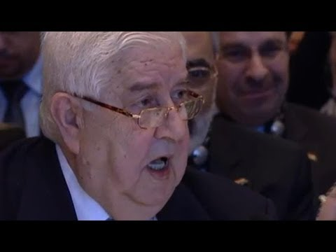 Fiery exchanges erupt at Syria peace talks