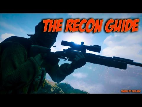 The Recon Guide - Battlefield 3