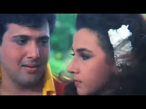 O Lal Dupatte Wali - Govinda, Chunky Pandey, Rageshwari, Aankhen Song video