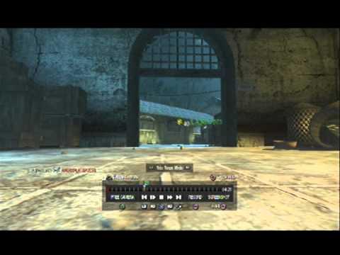 Cod Black Ops- Rape! Caught On Tape: Mp5k Rapid Fire Feed video