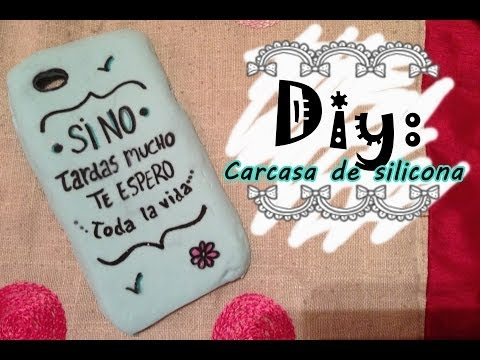 Diy funda para el movil #3   Funda de silicona by Tamara Mortes