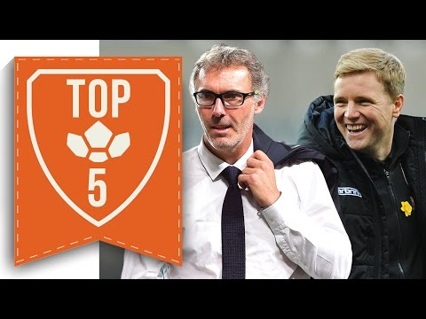 Top 5 England Manager Candidates