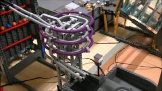 Cỗ máy tự động lắp bằng Lego khiến cư dân mạng thán phục