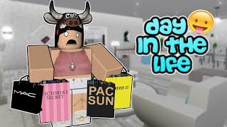 ROBLOX | A DAY IN THE LIFE OF HANNAH ON BLOXBURG